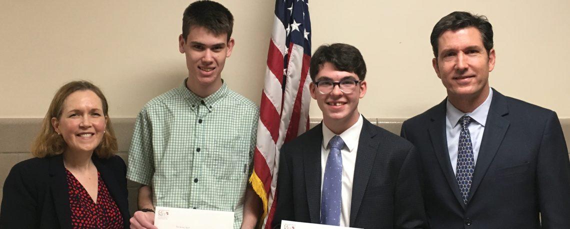 2018 Unsung Hero Award Garden City Scholarship Fund
